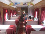 Restaurant carriage