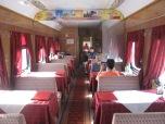 Restaurant carriage