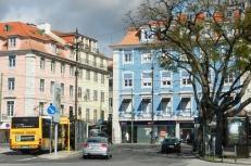 Hotel LX in blue