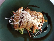 Best quinoa encrusted chicken - EVER!