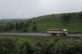 Muddy highway