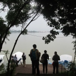 Shores of Lake Tana, a drive away from summerland