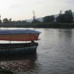 Motor Boat to Peninsula