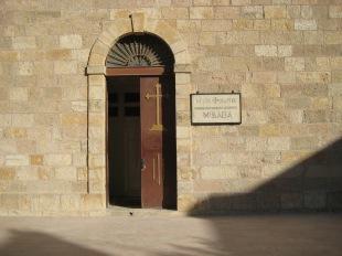 Basilica Saint Goerge Madaba