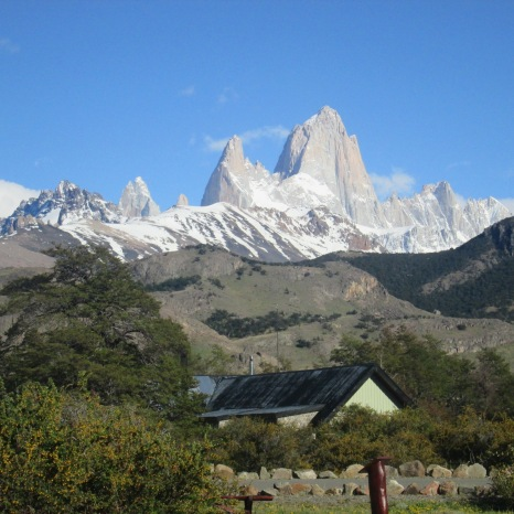 Cerro Fitz Roy and Co