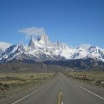 Ruta 40, El Chalten
