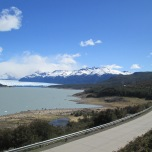 En Route to Perito Moreno