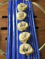Steamed Mandu Dumplings