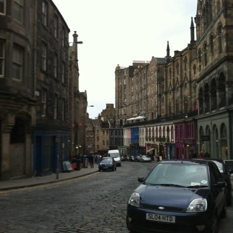 Dalkeith Street